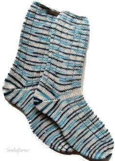 ♥ Socken Gr. 38-40 ♥ von Socksfarm auf DaWanda.com