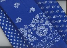 The History of Blue (Indigo) Print in Hungary – Part I Indigo Prints, Blue Prints, Capital Of Hungary, Japanese Quilts, Hungarian Embroidery, Home Textile, Linen Fabric, Blue And White, Yellow