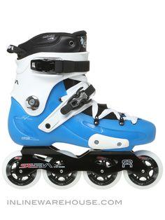 Seba FR1 Urban Freestyle Inline Skates Blue - my next fun skates!