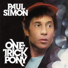 Paul Simon One Trick Pony. This soundtrack is amazing.