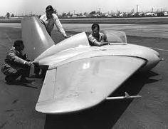 """Northrop JB-1  """"Bat""""  (MX-543)"""