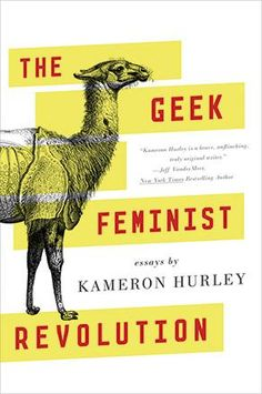 The Geek Feminist Revolution - Kameron Hurley | Science Fiction Bokhandeln