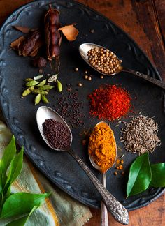The Spice Plate