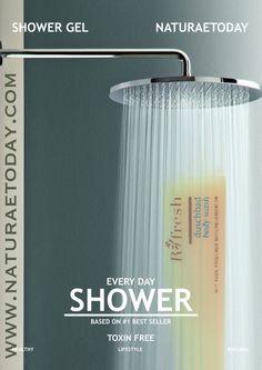 Ringana showergel green product  www.naturaetoday.com