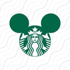 《Symbols, 《keep 《doing 《as 《the 《symbols 《tell 《you. Starbucks Birthday, Disney Starbucks, Starbucks Logo, Starbucks Siren, Mickey Y Minnie, Mickey Head, Disney Diy, Disney Crafts, Starbucks Wallpaper