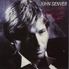 "John Denver Don't Close Your Eyes Tonight UK 7"" vinyl single record PB49961 in Music, Records, 7'' Singles | eBay"