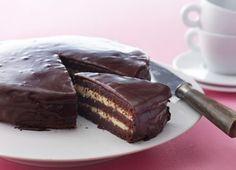 Chokoladekage med smørcreme | Femina
