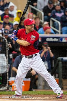 Dozier represents the Twins in the HR Derby.