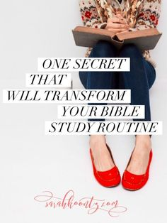 Bible Study is an intimidating endeavor for all believers, even those of us who…