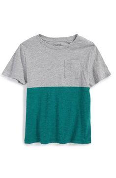 Toddler Boy's Vince Colorblock Pocket T-Shirt