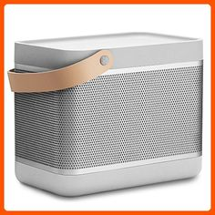 B&O PLAY by Bang & Olufsen Beolit 15 Portable Bluetooth Speaker (Natural) - Fun stuff and gift ideas (*Amazon Partner-Link)
