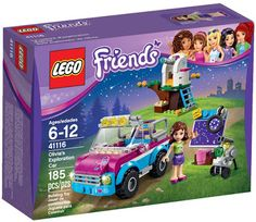 Olivia's Exploration Car (41116)