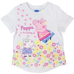 PEPPA PIG:*ICE LOLLY* DESIGN T SHIRT,2//3,3//4,4//5YR,NEW WITH TAGS