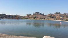 Hansen Dam Park in Lake View Terrace, CA