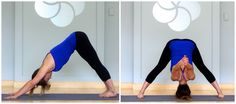 Find a quiet place, grab your yoga mat, and get ready to stretch it out with these 11 Yoga Poses For Runners!