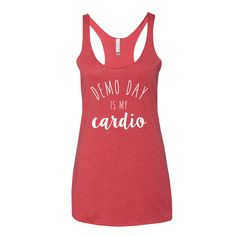 This triblend tank is soft and breathable, and the racerback style gives it a sporty feel. • Fabric laundered • Made of 50% polyester, 25% combed ringspun cotton, 25% rayon • Satin label • Racerback