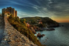 La #Rocca - #Talamone (#Orbetello) - #Maremma - #Tuscany
