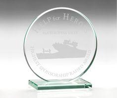 Corporate Glass Award TP32