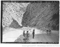 [Recueil. Tour de France cycliste de 1937. Journée du 11 juillet. 10e étape Digne-Nice] : [lot de photographies de presse] / [Agence Meurisse ?] - 1