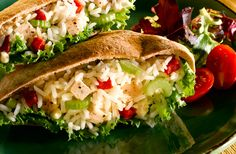 Mahatma - Chicken and Rice Salad with Roasted Red Peppers - America's Favorite Rice