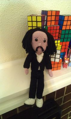 Nick Cave doll