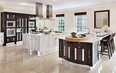 Smallbone of Devizes | Macassar Kitchen Collections | Macassar Kitchen Design