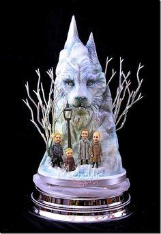A Sugar Art Narnia Cake