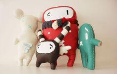 Twee Muizen art toys