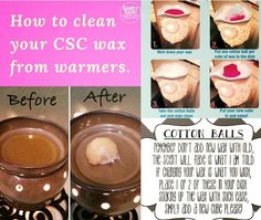 Here's a handy hack for cleaning your wax warmers from Country Scents at The Backwoods Booteek! Hand-crafted soy products including candles and wax melts. Darceys Candles, Scented Candles, Country Scents Candles, Candle Making Business, Aroma Beads, Candle Making Supplies, Soy Products, Wax Warmers, Wax Tarts