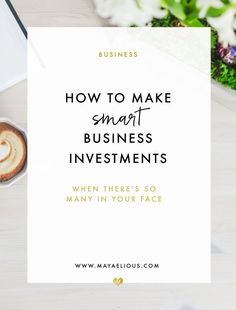 If you're reading this blog post, you're either thinking of starting your online business or trying to get it to the next level. And whether you're a dreamer, doer, or driver, you want to be able to make the right investments to help you grow. It may be $10 for your domain, or $250 for …