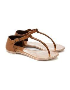 LIVVIE Womens Sandal