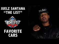 """Video: Juelz Santana """"THE LIST"""" - Favorite Cars- http://getmybuzzup.com/wp-content/uploads/2013/09/juelz-santana-600x304.jpg- http://getmybuzzup.com/video-juelz-santana-the-list-favorite-cars/-  Juelz Santana """"THE LIST"""" – Favorite Cars Juelz Santana on """"The List"""" gives his Top 5 Cars. Check out the content below after the page break.   Let us know what you think in the comment area below. Liked this post? Subscribe to my RSS feed and get loads..."""