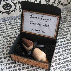 """I think this is just hysterical... and with halloween right around the corner, I'm sure you can find """"finger"""" candies already made.  SO funny!"""