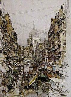 Fleet Street, Luigi Kasimir
