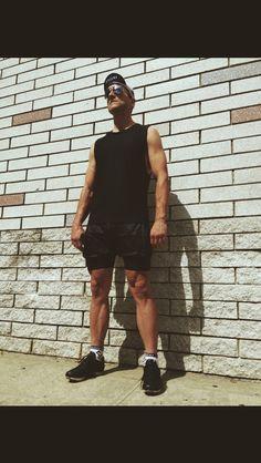 #bikeshort #bicycle #muscletee #mesh #baselayer