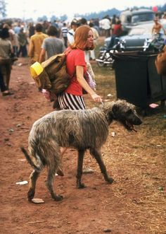 Photos of Life at Woodstock 1969 (24)