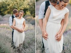 Provence Styled Outdoor Wedding Photography / Gabor Muray Photography