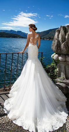 Milla Nova Bridal 2017 Wedding Dresses doriana3 / http://www.deerpearlflowers.com/milla-nova-2017-wedding-dresses/12/