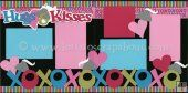 Hugs and Kisses Scrapbook Page Kit [hugsandkisses13] - $7.99 :: Lotts To Scrap About - Your Online Source for Scrapbook Page Kits!