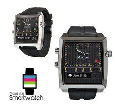 Martian Watches Passport - Smartwatch Review