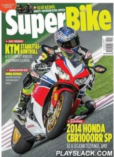 Superbike Hungary  Android App - playslack.com ,  The Nieder & Mayer Ltd. has been publishing Hungary's SuperBike magazine since December 2001. This media is originally printed in UK more than 38 years of experience. This is the guarantee for the great quality of the content and outlook. ---------------------------------This is a free app download. Within the app users can purchase the current issue and back issues.Subscriptions are also available within the application. A subscription…