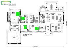 Montego 329 Floor Plan