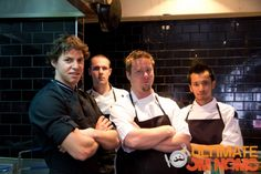 Nick Honeyman and his crew from The Commons Baking Science, Interview
