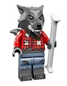 LEGO Minifigures Series 14 Wolf Guy