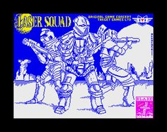 ZX Legends - The Best Games for the Sinclair ZX Spectrum: Laser Squad