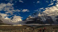 K2 and Broad Peak.