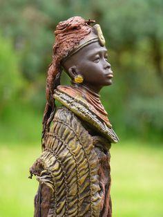 Powertex make coming to Hochanda in June! Garden Sculpture, Sculpting, Sculptures, Africa, Statue, Gallery, June, Painting, Inspiration
