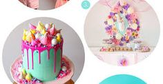 Image result for latest party trends 2016 Birthday Bash, Birthday Parties, Magical Unicorn, Unicorn Party, Party Planning, Trends, Cake, Sweet, Holiday