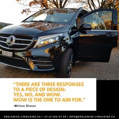 EdelSwiss Limousine Service Fleet - Luxury Vehicles and Limos Mercedes Sedan, Milton Glaser, Cruise Port, Limo, Luxury Cars, Fancy Cars
