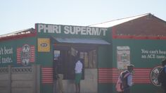 Corner store in Soweto, South Africa. South Africa, Broadway Shows, Places To Visit, Corner, Store, Business, Places Worth Visiting
